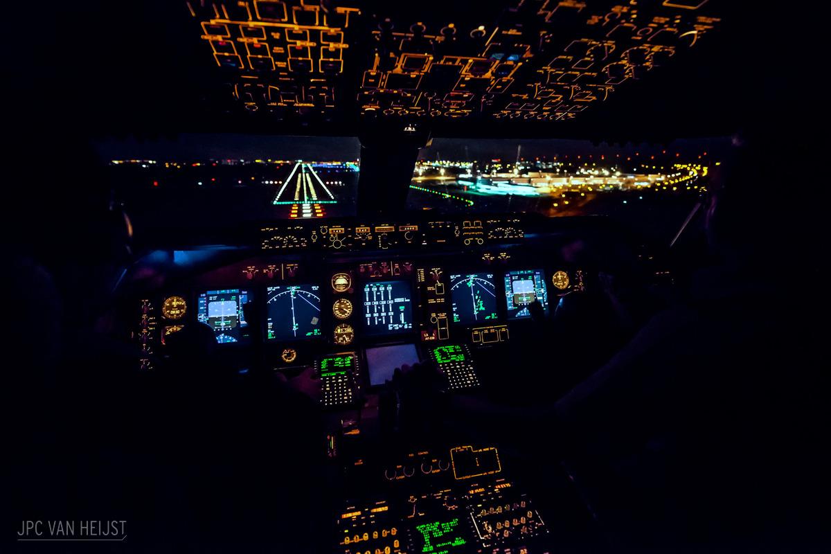 Boeing 747 Pictures Portfolio J P C Van Heijst