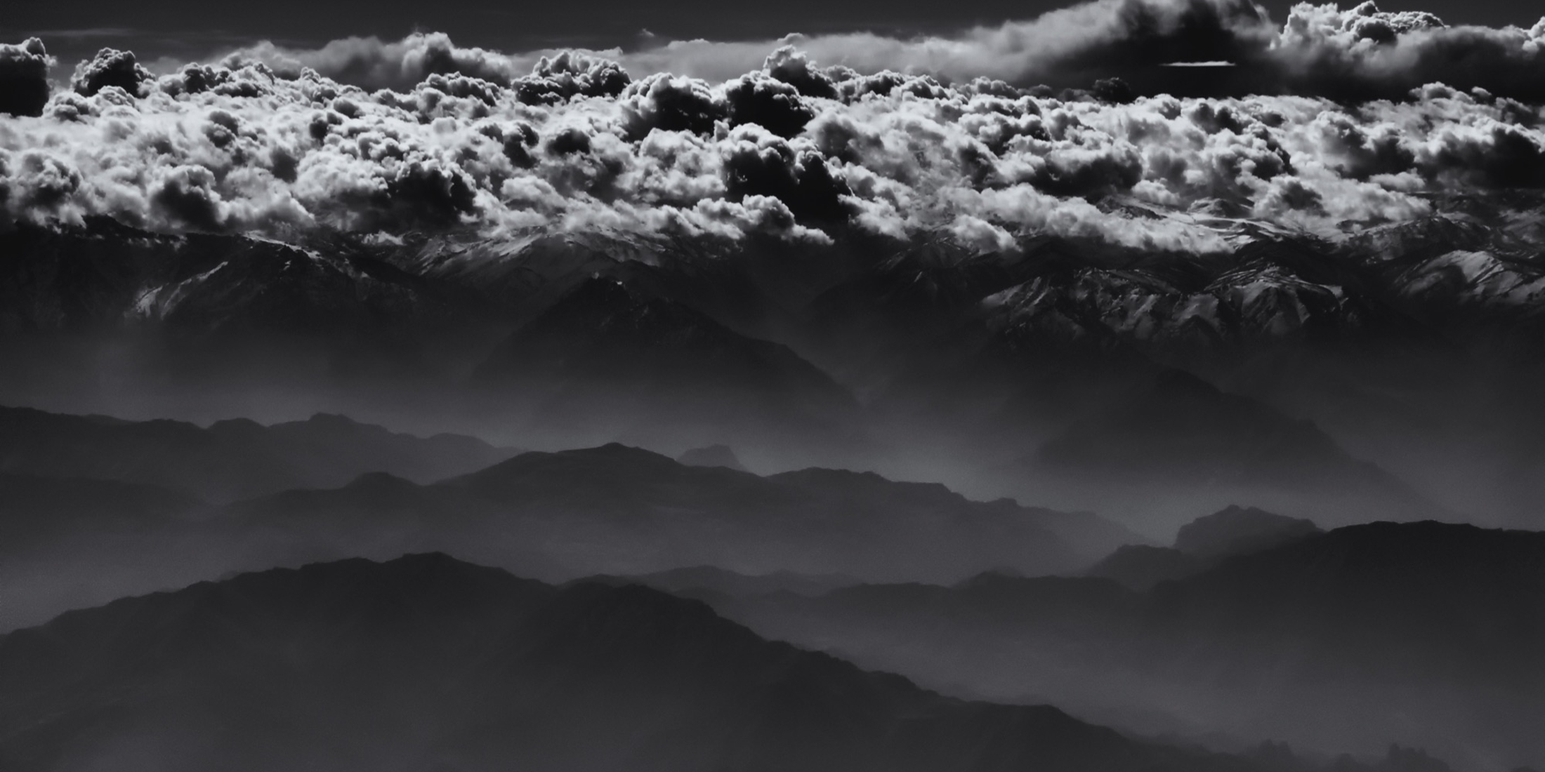 Valleys and Clouds